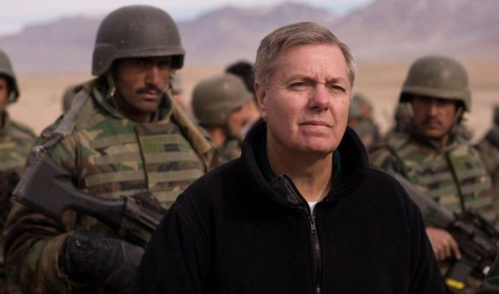 Group Calls For Lindsey Graham's Resignation - http://t.co/RZuLkGeVov http://t.co/xPTxURKoPb