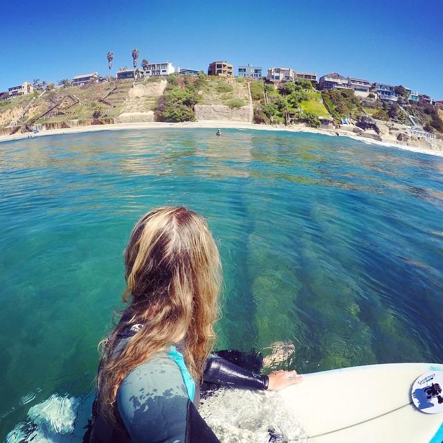 Enjoying where I live! Another beautiful day in San Diego. @gopro #GoProGirl #beautifuldes… http://t.co/XXIrIkbQmU http://t.co/Qo8hY1oX2b
