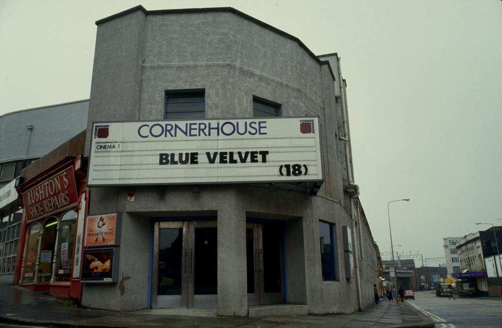 Blue Velvet, Cornerhouse,1986 (Image: bfi) and once more as our final film...    http://t.co/Yq6FMRDKQ7 #30DaysofFin http://t.co/V57GCKwkYB