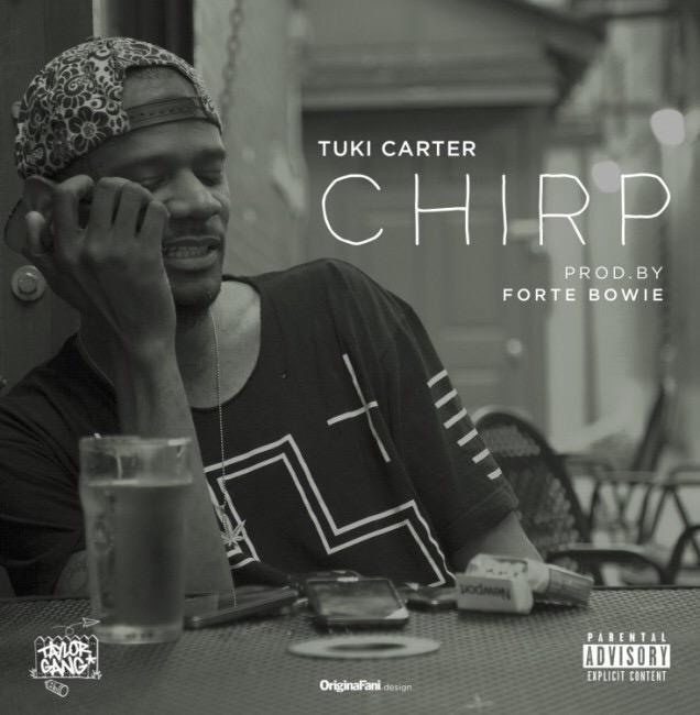 "PREMIERE! Tuki Carter ""Chirp"" [Official Video]: http://t.co/rjzmnFac6m http://t.co/boJOwE4uqf"