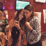 RT @SoSofiaReyes: Supporting @apch2830 with the lovely @JordinSparks #Stars&Strikes // Bowling tournament. http://t.co/4VtqgdvUmh