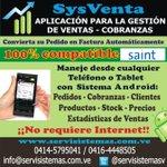 Convierte tus Pedidos en Factura en tu Celular. Art. #mercadoLibre @ChatVenezuelaVE http://t.co/j9Q4ZnA4Tm http://t.co/jNNoz3iKld