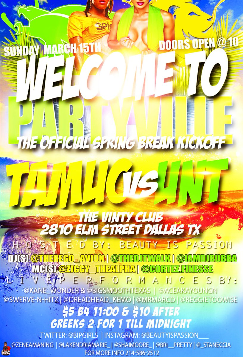 #WELCOMETOPARTYVILLE this sunday at the all new Vinty Club! http://t.co/QjUNNtnT8n