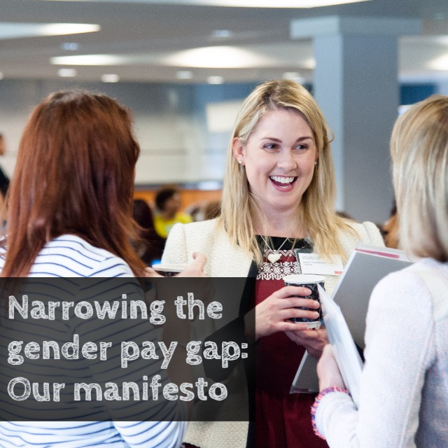We are taking on the PR gender #paygap with a new four-point plan. Read more: http://t.co/PAvJBt4mXR http://t.co/7v3punGUO0