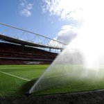 Its a glorious day in north London... #AFCvEFC http://t.co/abGnYZ8L7m