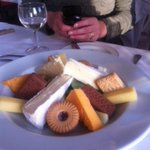 "@IMcMillan ""@stephkerr: If you need cheering up, heres my stepmum asked for cheese and biscuits at a hotel. http://t.co/VDZai6trq5"""