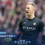 HALF-TIME: #lfcvcity is 1-1 at the break. What have you made of that one then? Share your thoughts using #cityview. http://t.co/sxpaem9mD7