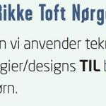 Om lidt kan du høre @RikkeToftN på stand 9 fortælle om #læringsteknologier til og af børn. #laerfest15 #skolechat http://t.co/Ddwu5msFkb