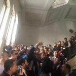 """""""@M7mod_Blal: المحامون على سلم النائب العام الآن http://t.co/buk2jURBBz"""""""