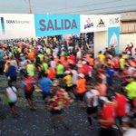 5 mil corredores en la salida del @MaratonLala Suerte!! los esperamos en #Torreón #MIL15 http://t.co/yPwRYxlCFJ