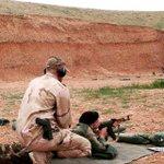 USA/holländska soldater utb irakiska/kurdiska styrkor mot Daesh. Kunde sv militär gjort.Om @folkpartiet fått bestämma http://t.co/jlNMNBAa8G