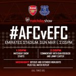 Morning all - it's #AFCvEFC matchday! Where will you be watching the game? http://t.co/xNGwsGoW01