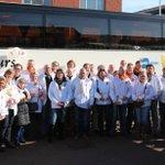 Gister was mooie @VVDpsUtrecht aftrap met de #VVD bustour door provincie #Utrecht voor de #PS2015. #VVDKoersvast http://t.co/Q5RzY3LkaS