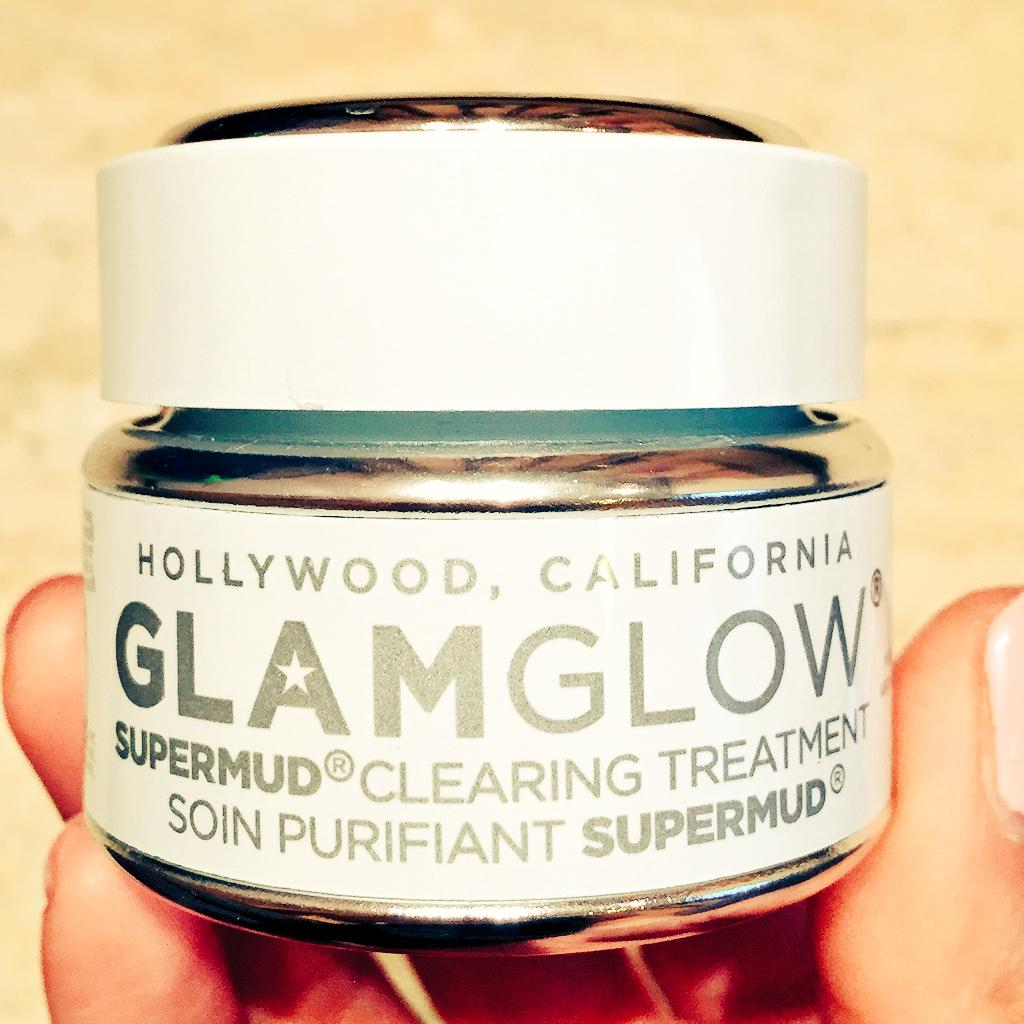 "One of my favourite masks for breakouts, clear skin, glowing face!! ""Hollywood, California GlamGlow -"