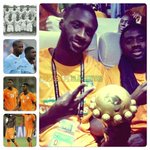 """@YayaToure: Love my big bro. He has taught me so much. But today May the best Toure Team win!! #Family http://t.co/z1UmaGy8Qb"" #respect"