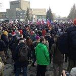 Екатеринбург. Митинг. Очень много людей пришло. http://t.co/4bKHtF5s3N