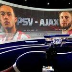 Dagje studio @FOXSportsnl met #ExcHee, #UtrFey en n mooie afsluiting: #PSVAJA. Analyse: @Brug17 & @FrankRonald1970.. http://t.co/IoQdQVjzMj