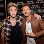 """@NiallOfficial: Happy birthday sir , see Ya soon ! @RyanSeacrest http://t.co/mo5AeYhfpL"" WHEN HIS BIRTHDAY IS THE 24TH"