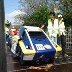 Update seputar Antawirya: Hari ini Tim Antawirya Telah melakukan tahap Racing di Shell Eco Marathon 2015! @hmm_undip http://t.co/vudqlVXe8o