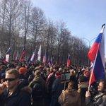 В Екатеринбурге больше 1500 человек. Микрофон не работает, но никто и не думает расходиться http://t.co/rc0jq11lxG