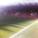 PHOTOS: Anfield awaits #LFCs clash with @MCFC. Where are you watching from? http://t.co/yr9I13g3AT