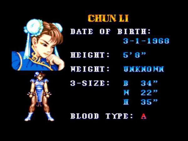 Happy Birthday Chun Li http://t.co/QkAoOR84ZC