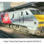 Welcome to the #VirginFamily @Virgin_TrainsEC http://t.co/SIYiFzDJVp