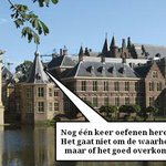 """De verkiezings strategen van de VVD zijn er uit hoor......... het wordt """"koers houden""""........... #stoffigerkanniet http://t.co/viGyFaAWOL"""