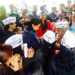 RT @gul4change: Mahila Shakti! A good number of women members joined @AamAadmiParty today. @GulPanag #Chandigarh