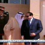 #عاجل.. الرئيس عبدالفتاح #السيسي يغادر #الرياض في ختام زيارة رسمية للسعودية التقى خلالها الملك #سلمان_بن_عبدالعزيز http://t.co/R2ANYmabUm