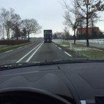 Complimentendag: compliment voor onze chauffeurs die zo keurig binnen de lijntjes rijden ???? http://t.co/wmGvjUMnu9