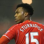 Daniel Sturridge and Mario Balotelli both start on the bench for Liverpool today. #LFC http://t.co/uEB01wLzWv