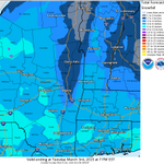 Low pressure approaching from the Ohio Valley region to bring light to moderate snowfall this afternoon into tonight. http://t.co/qIC8TLDN9Z