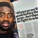 The words of @LFC defender and former Blue Kolo Toure on facing his brother in todays #lfcvcity matchday programme. http://t.co/b4RRqbFa2L