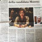 Ecco chi finanzia la renzista Alessandra #Moretti: industriali, costruttori, indagati. Il letame vuole vincere. #PD http://t.co/ZUnCA0Q3As