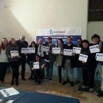 @DamascelliD @IdeeComuni @AndreaFoxVolpi @VannaLacassia #ideecomuni #Bitonto consegna attestati di partecipazione http://t.co/mGJlE15y6f