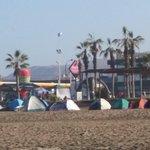 Buenos días #Iquique.  Así con Playa Brava, zona de camping... http://t.co/WVLTgy7tN7