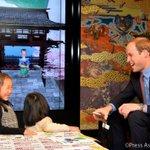 Goodbye Japan! Thank you for having us - what an incredible visit! @UKinJapan #RoyalVisitJP http://t.co/ej4qDCMSyE