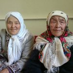 Мама с дочкой! :) Дочке -  74, маме - 95 лет. #freekg http://t.co/uG8jAYOkRM