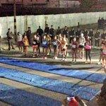 Disparo de salida del grupo de mujeres elite @MaratonLala #MIL15 suerte #Torreón http://t.co/YCVTrlXuxq