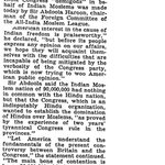 Ouch! MT @Aparna_Pande: As early as #1940 #MuslimLeague asked for #US help 2 resolve issue w/ #Congress #Pakistan http://t.co/z6rkVIoFlY