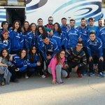 Vuelve el #CAU2015 Las selecciones de FSFem, FSMasc y Futbol 7 Fem van camino de Cadiz y Sevilla para competir mañana http://t.co/iMFWR5RpQq