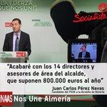 #AsíSí que se puede gobernar de otra manera desde el Ayuntamiento de #Almería. #ConPérezNavas. @GMS_Almeria http://t.co/tJx9gCP89h