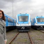 """.@CFKArgentina """"Enviaré proyecto de ley para recuperar la administración estatal de ferrocarriles"""" #CFKApertura2015 http://t.co/fMCNPvwt6A"""