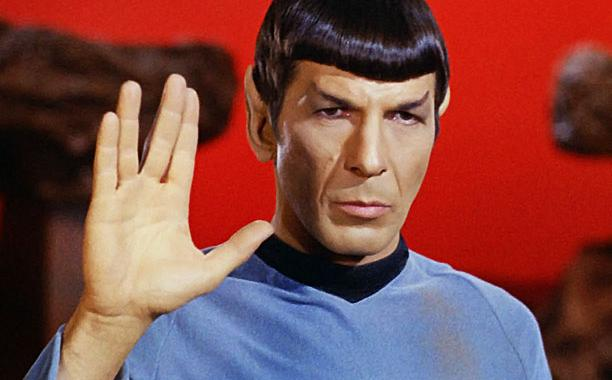 .@Syfy to air five hours of Leonard Nimoy programming today starting at 9 a.m.: