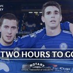 Two hours to go! #CFCWembley http://t.co/8O2Scp76L6