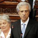 #Top10Telegrafo Tabaré Vázquez asumió presidencia de #Uruguay http://t.co/K8I2PXv6W2 http://t.co/mYO1KVXE7G