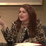 Dakota Johnson literally can't even with her co-workers right now in 'SNL' sketch. Watch: http://t.co/iwd3tUk2bS http://t.co/efcDYKAuVs