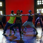 Keep Calm and let's Zumba tonight.  Tune in to zoOm in 30 mins to enjoy Zumba Dance Fitness Party. @SuchetaPalZumba