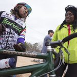 .@freep writer and others pedal historic Selma to Montgomery route http://t.co/ejsG0ZgnGG #seizethedays http://t.co/CDrT0qmVcJ